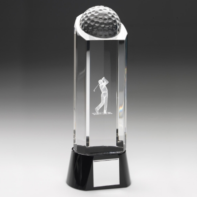 STOCKTD702 GOLF MALE COLUMN GLASS