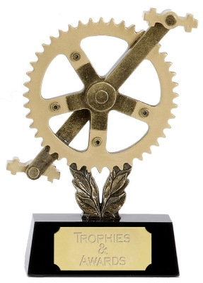 Cycling Pedal Trophy