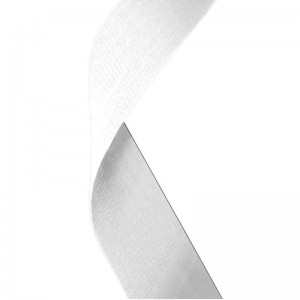 White Medal Ribbons 22mm Wide