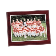 Personalised Football Team Plaque