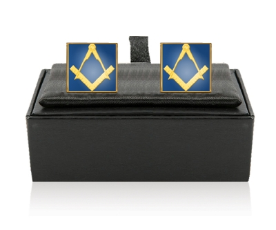Lovely Masonic Cufflinks