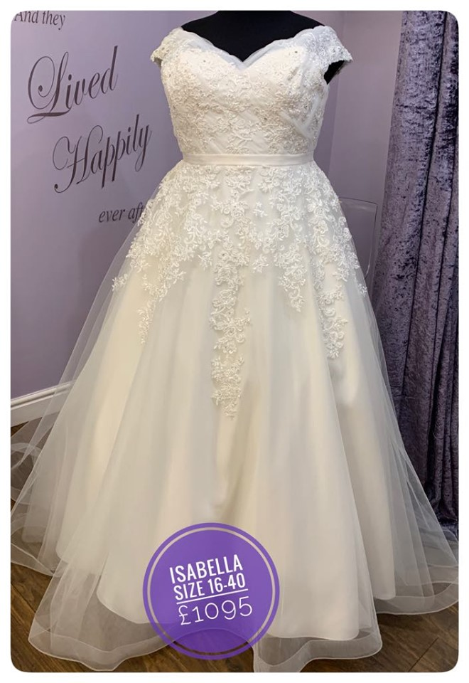 Wedding Dress For Plus Size Brides