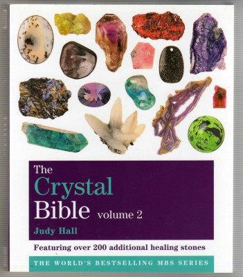The Crystal Bible Vol 2.