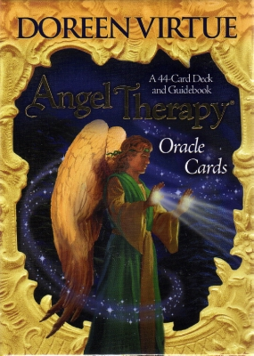 Angel Therapy Cards.