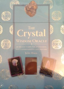The Crystal Wisdom Oracle.