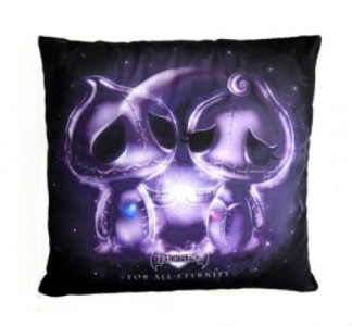 Dorothy and Hugh Spookling Cushion