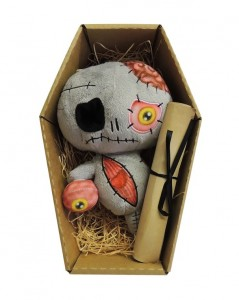 Limbo Zombieling Frightling Undead Plush