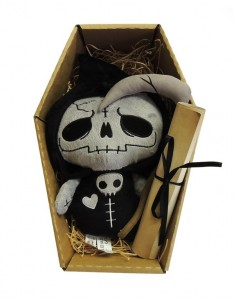 Grimwold Reaperling Frightling Undead Plush