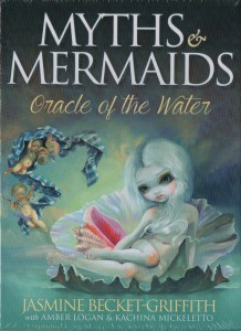 Myths and Mermaids Oracle of the Water.