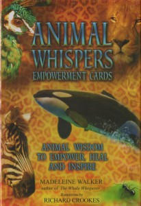 Animal Whispers Empowerment Cards.