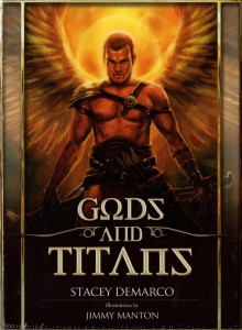 Gods and Titans Oracle Cards