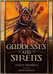 Goddesses and Sirens Oracle Cards.