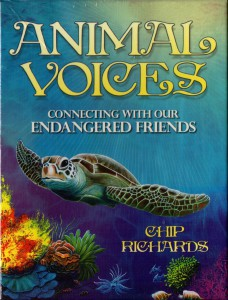 Animal Voices Cards.