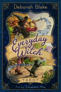 The Everyday Witch Tarot.