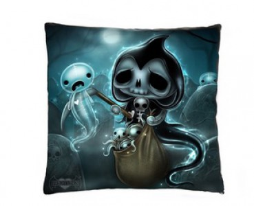 Grimwold Soul Collector Cushion