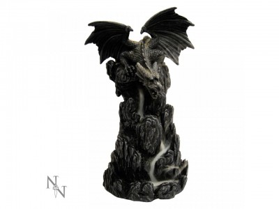 Dragon Incense Back Flow Tower