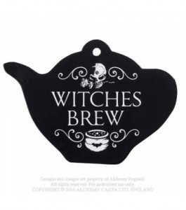 Witches Brew Trivet/Coaster