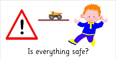 SAFETY SIGN - IS EVERYTHING SAFE?