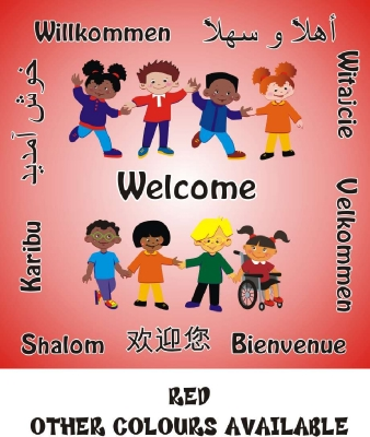 DISABILITY & MULTICULTURAL WELCOME BOARD CHILDREN