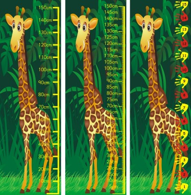 1.5m GIRAFFE MEASURE - STANDARD (CM) OR NON STANDARD (HANDS)