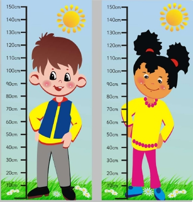 1.5M BOY/GIRL MEASURE - STANDARD (CM)