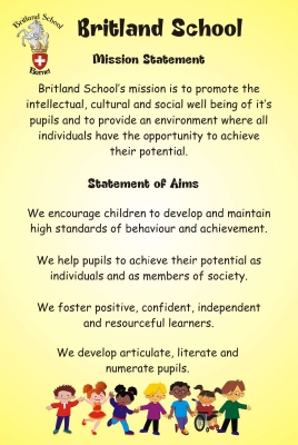 MISSION STATEMENT & AIMS