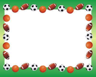 SPORTS BALLS OUTSIDE DRY/WIPE WHITEBOARD