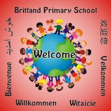 MULTICULTURAL WELCOME BOARD - GLOBE