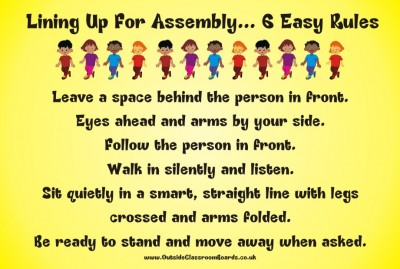 6 EASY ASSEMBLY RULES BOARD
