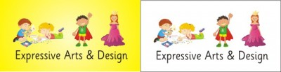 AREA SIGN - EXPRESSIVE ARTS & DESIGN