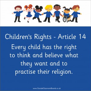 CHILDREN'S RIGHTS ARTICLE 14