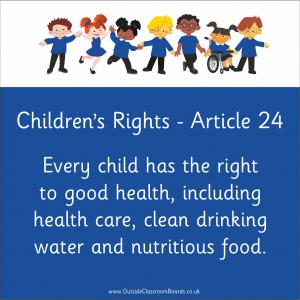CHILDREN'S RIGHTS ARTICLE 24