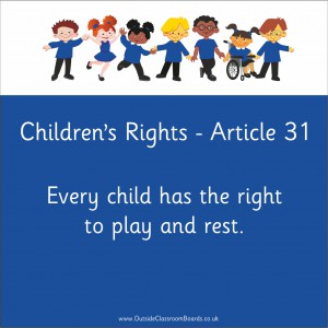 CHILDREN'S RIGHTS ARTICLE 31