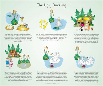 TRADITIONAL TALES - UGLY DUCKLING