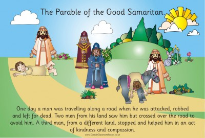 PARABLE - THE GOOD SAMARITAN