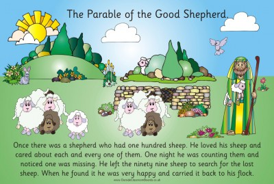 PARABLE - THE LOST SHEEP