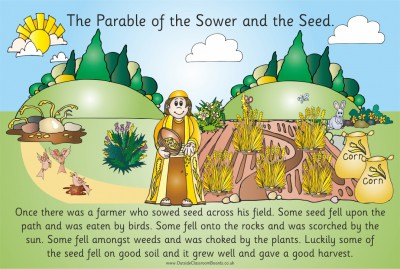 PARABLE - THE SOWER & THE SEED