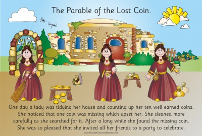 PARABLE - THE LOST COIN