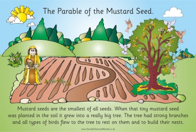 PARABLE - THE MUSTARD SEED