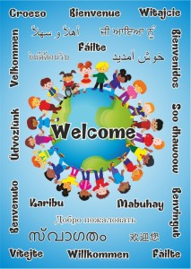 A2 DISABILITY & MULTICULTURAL POSTER