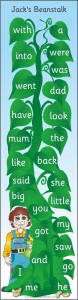 JACK'S BEANSTALK - 26 HIGH FREQUENCY WORDS