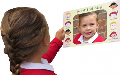 HAND HELD EMOTIONS MIRROR BOARD