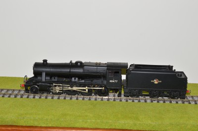GL52 LMS / BR STANIER 8F 2-8-0 WITH STANIER 4OOOg WELDED TENDER