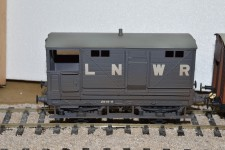 LNWR Crystal Palace Brake