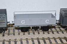 GCR Open Wagon