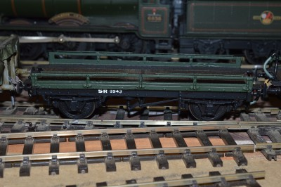 GLW16 LSWR / SR 21 FEET OPEN CARRIAGE TRUCK