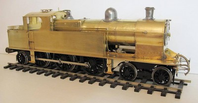 GL49 LNWR / LMS SUPERHEATER / PRINCE OF WALES 4-6-2 TANK