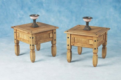 2 * Corona lamp tables