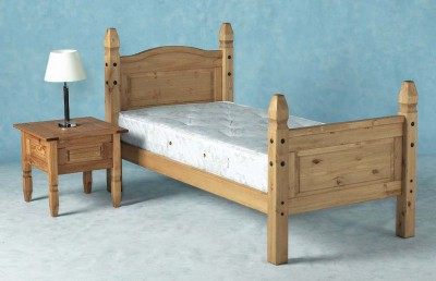 Corona Mexican Bed 3ft