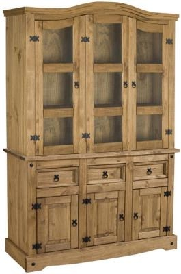 Corona mex 4ft6 buffet hutch